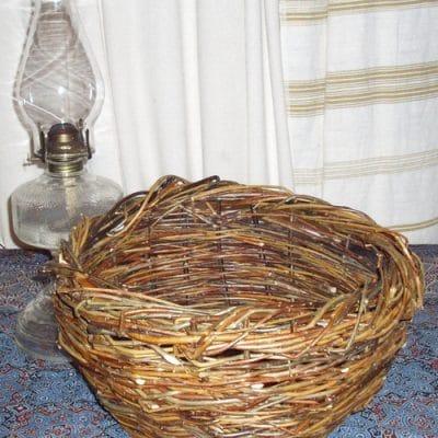 Basket Weaving, Part 1