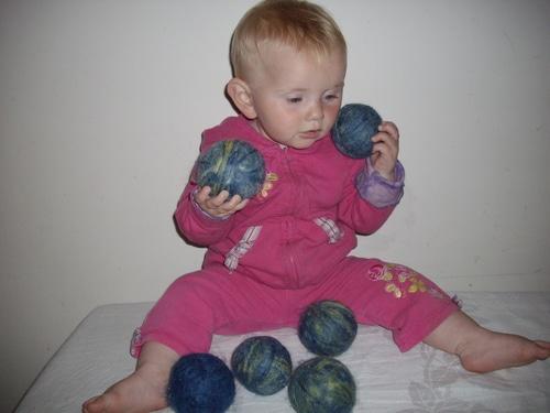 Wool Dryer Balls 4