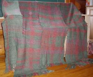 Saori weaving 2