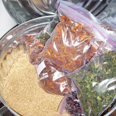 Food Stocking and Storage Ideas for Emergencies
