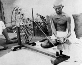 Gandhi's secret — sustainable clothing to revolutionize your wardrobe
