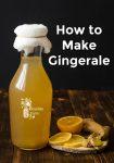homemade gingerale