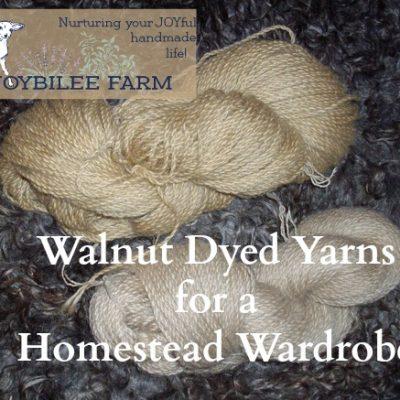 Walnut Dye