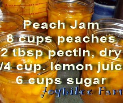 How to Use Bulk Pectin to Make Jam