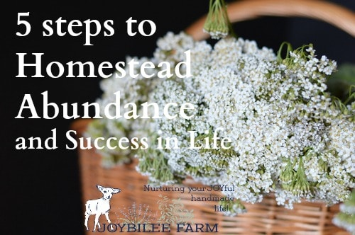 The homestead life can be a lot of hard work. Up early in the morning, staying up late at night. When that hard work doesn't equate to money in the bank, it can be difficult to keep the perspective.
