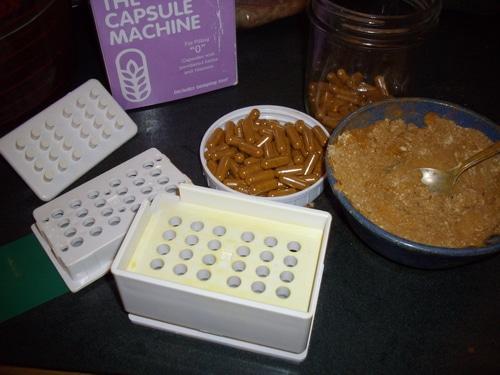 herbal capsules weight loss