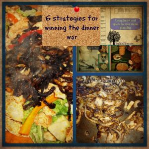 6 strategies for winning the dinner war