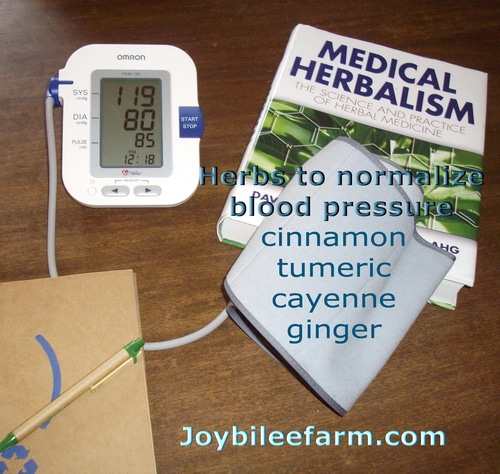 Manage your high blood pressure naturally