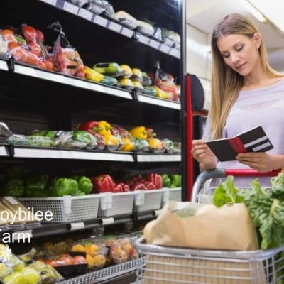 Create a Price Book and Save on Groceries