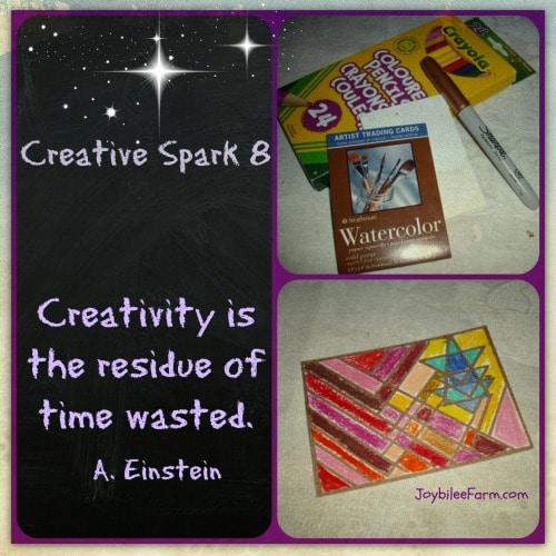 Creative Spark 8