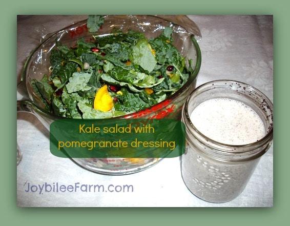 kale salada