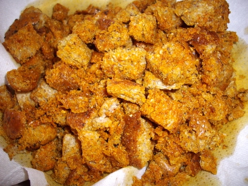 Croutons 6