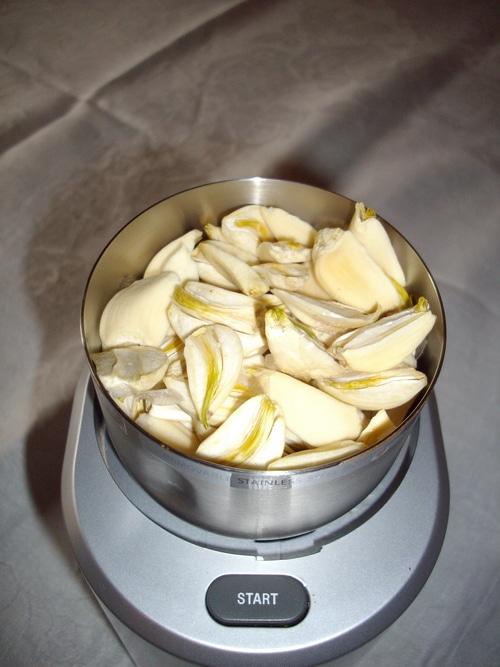 Garlic grind 2