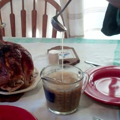 """Video 3 – """"How to make flavourful gravy"""""""