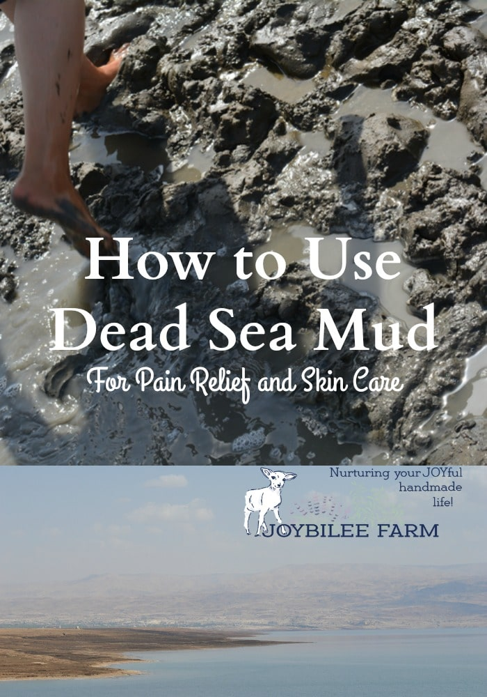 Ancient Dead Sea mud is rich in magnesium, calcium, potassium, and iron. It is unlike any other clay in the world.