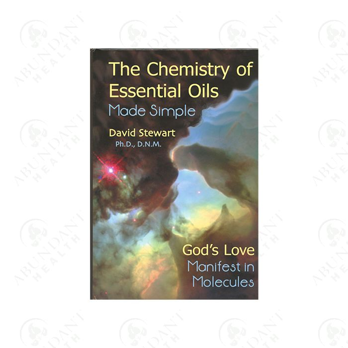 The Chemistry of Essential Oils book cover