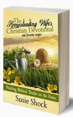 The Homesteading Wife's Christian Devotional