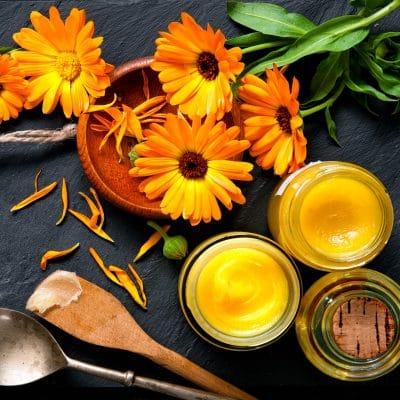 Make a Basic Herbal Ointment