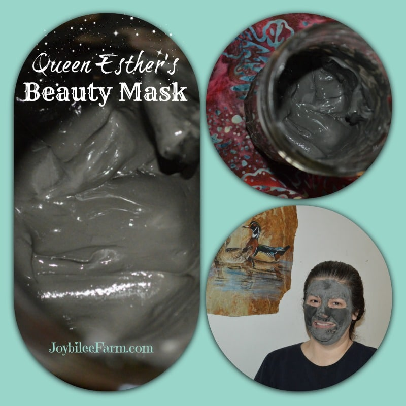 Queen Esthers Beauty Mask