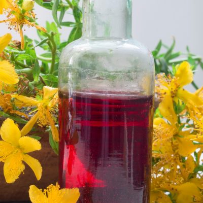 How to Make St. Johns Wort Tincture
