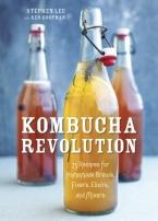 Kombucha Revolution book cover