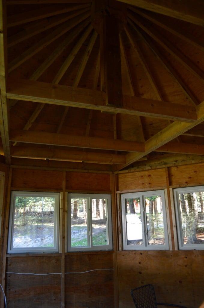 writer's retreat interior