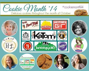 Cookie Month blogger friends