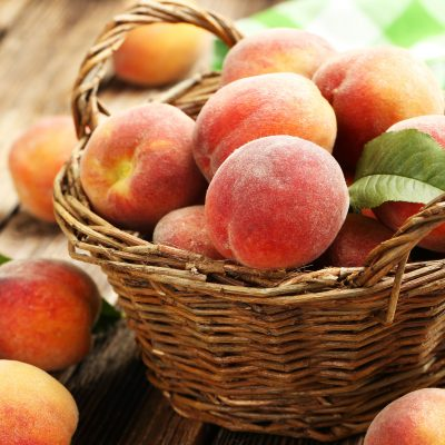 How to Dry Peaches