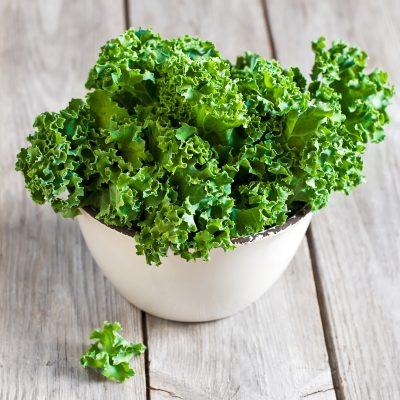 How to Dry Kale the Easy Way