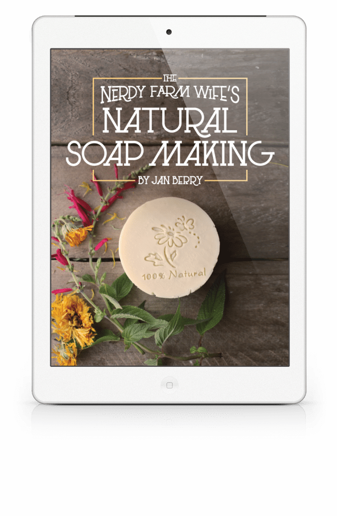 Natural Soap Making EBook
