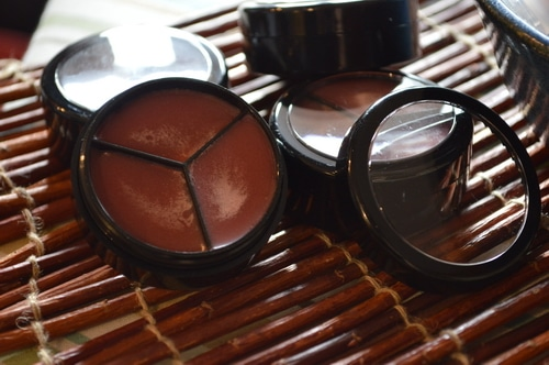 Lip balms with shimmer and shine