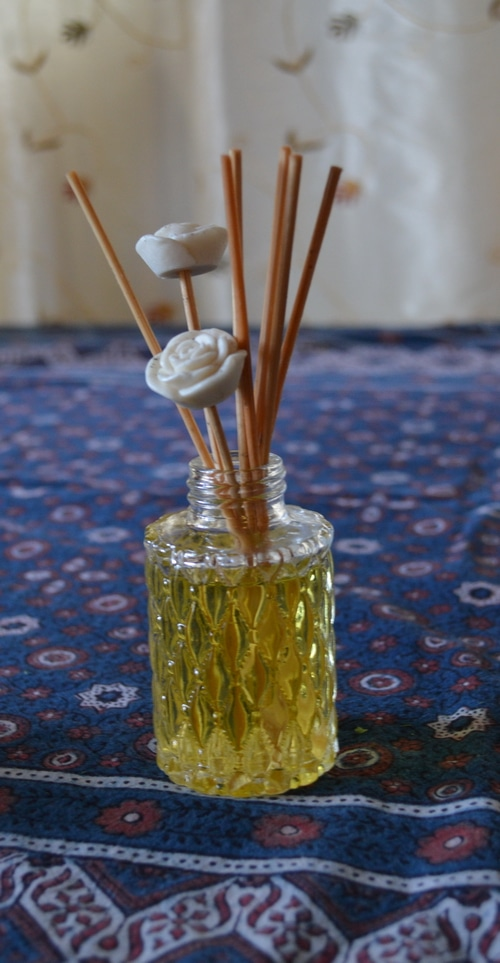 Reed essential oil diffuser