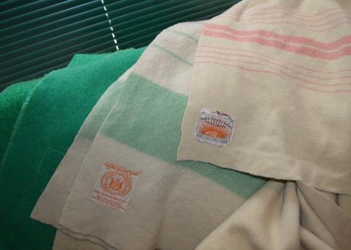 10 new uses for old wool blankets -- Joybilee Farm