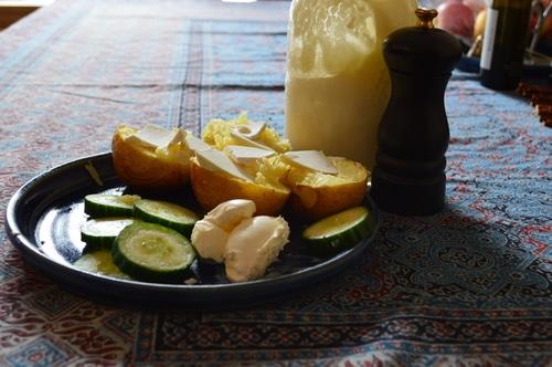 How to make sour cream -- Joybilee Farm
