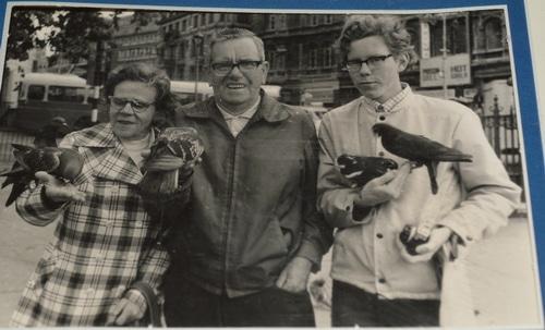The Dalziel family in London