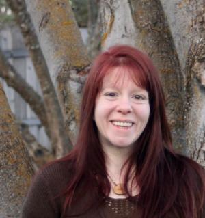 Portrait of Kathie
