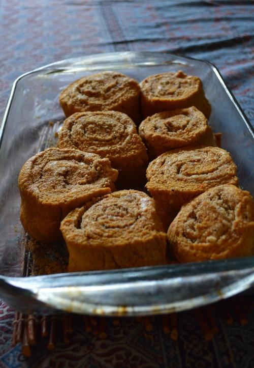 Maple Hazelnut butterhorns -- Joybilee Farm