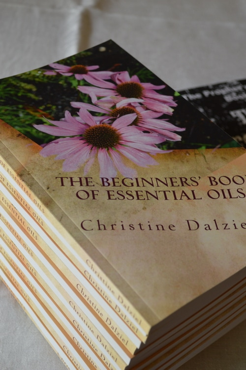 Beginners book of essential oils stack
