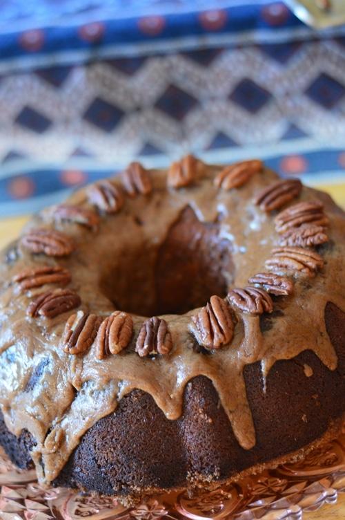 Butternut Spice Bundt Cake to Bless Your friends -- JoybileeFarm