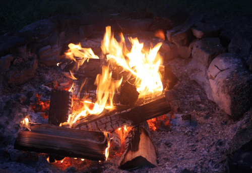 Fire by Kathie