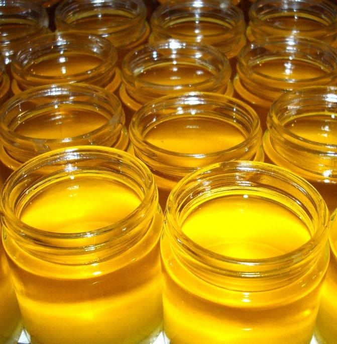 salve in jars