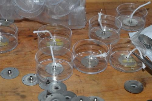 beeswax tea lights 1
