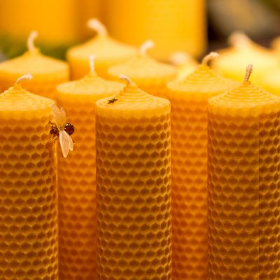 How to Make Molded Candles