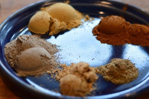 homemade masala chai spices