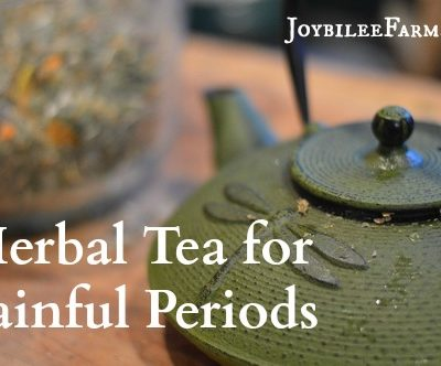 Herbal Tea for Painful Periods