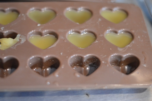 Massage Melts are lotion bars packaged in 1 serving sizes, that are just right for a full back massage.