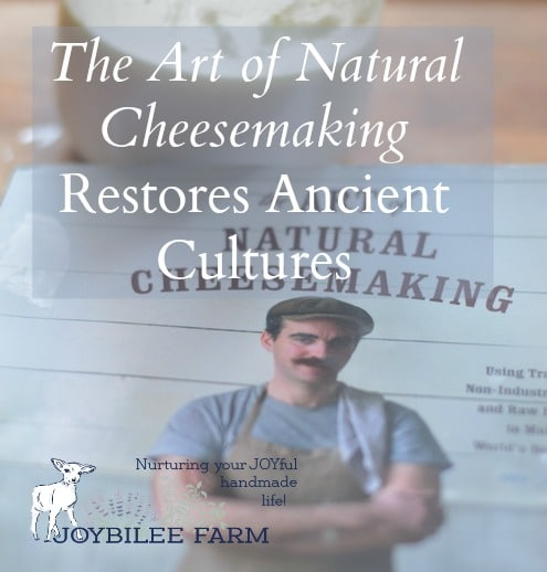 The Art of Natural Cheesemaking review sm