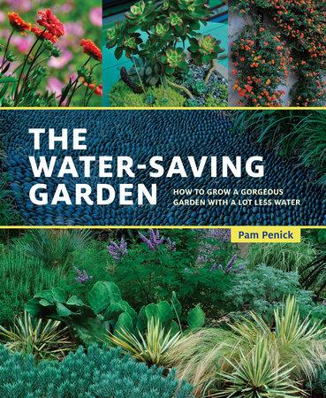 The Water-Saving Garden book cover