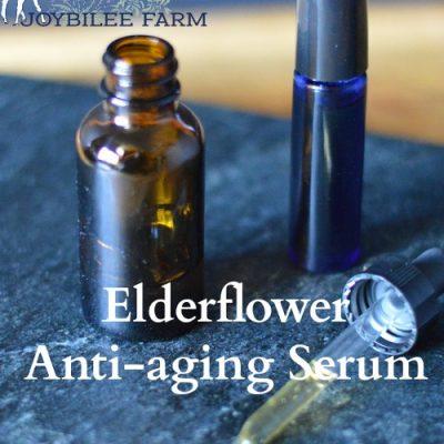 Elderflower Anti-Aging Serum