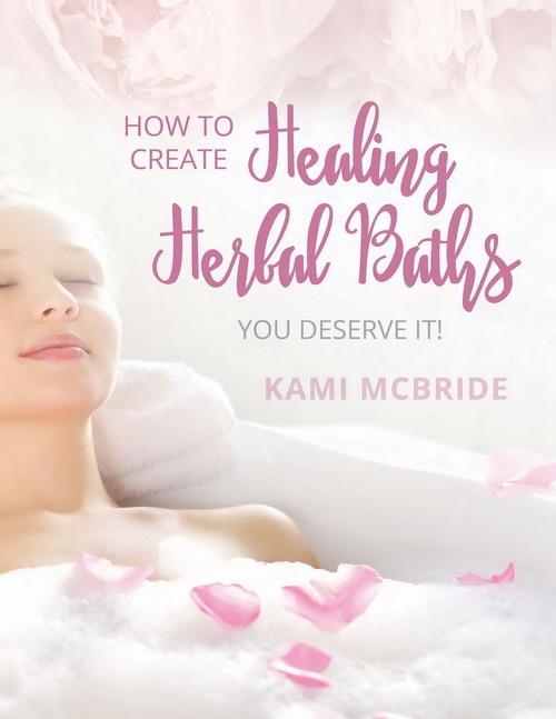 Herbal Healing Baths cover